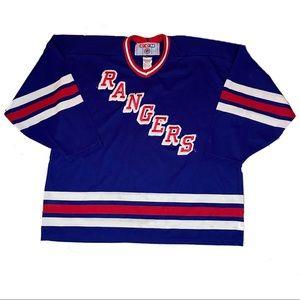 VTG NEW YORK RANGERS Hockey Jersey